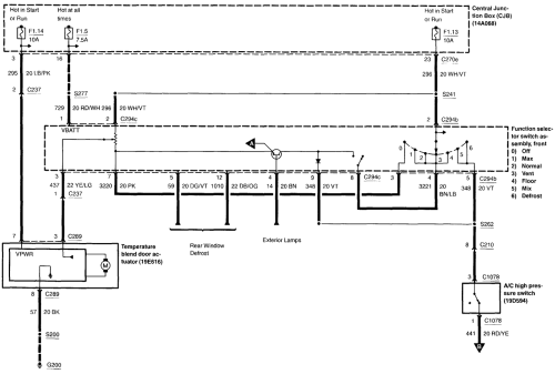 small resolution of wiring diagram excursion