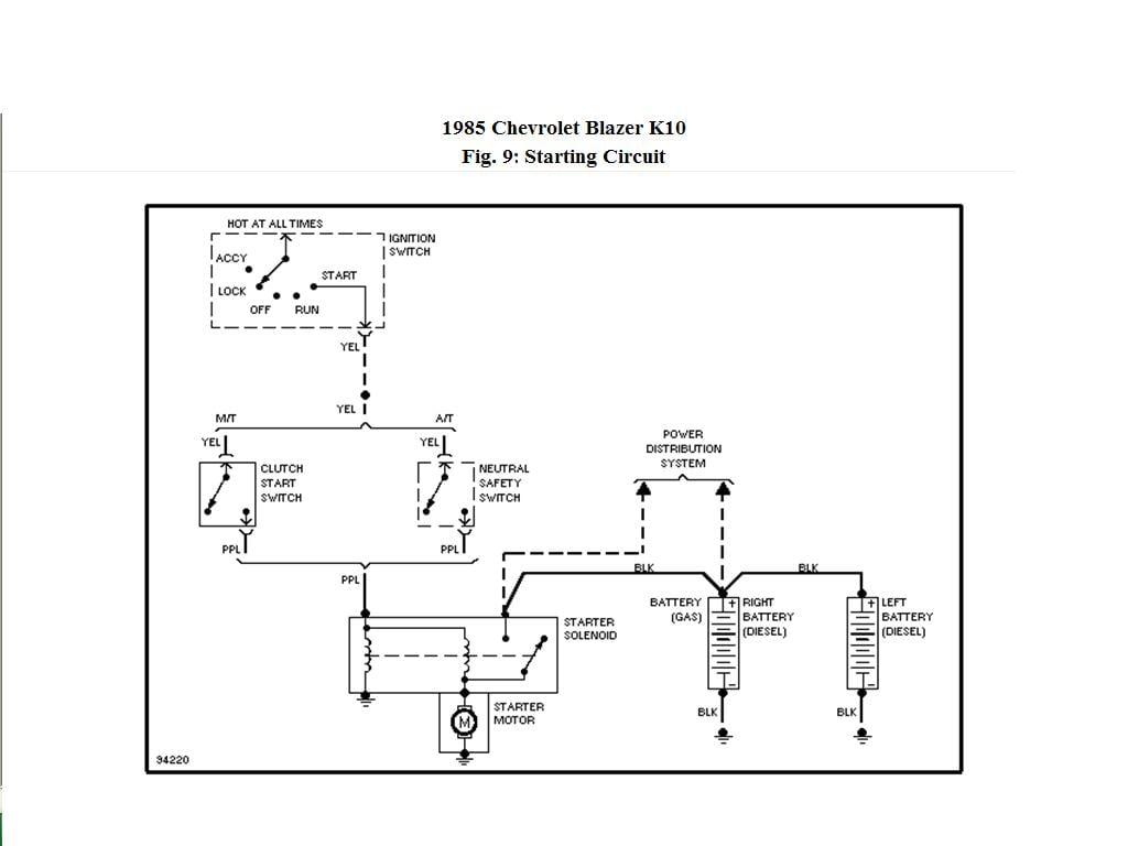 24v starter relay wiring diagram emg 81 60 2003 honda odyssey neutral safety switch