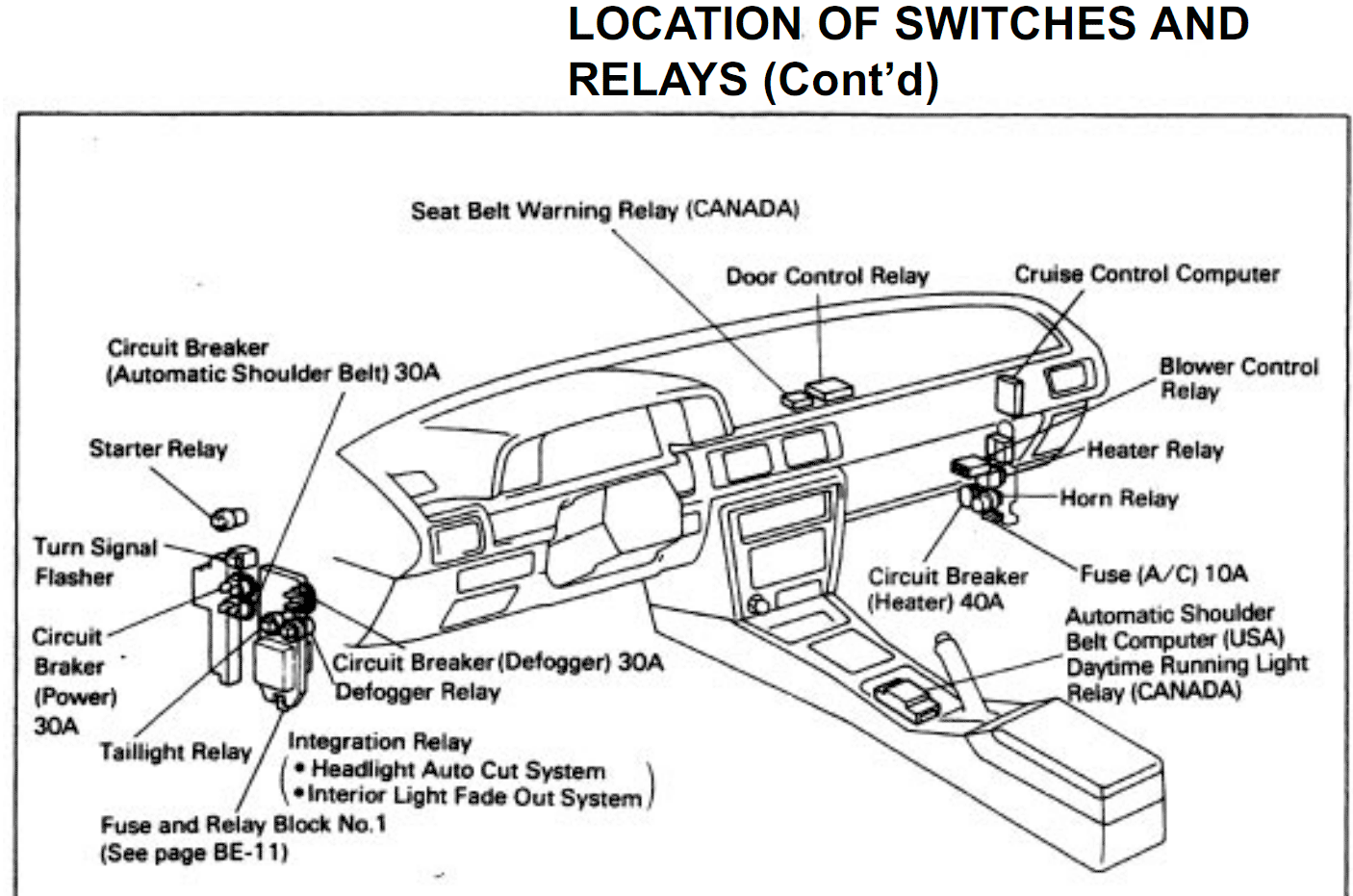 hight resolution of 2003 toyotum camry tail light wiring diagram