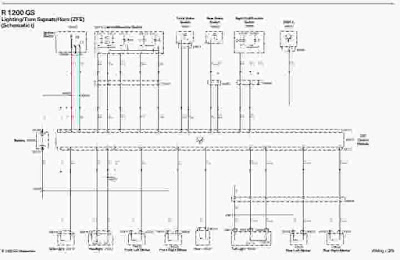 2005 Bmw R1200rt Electrical Wiring Diagram