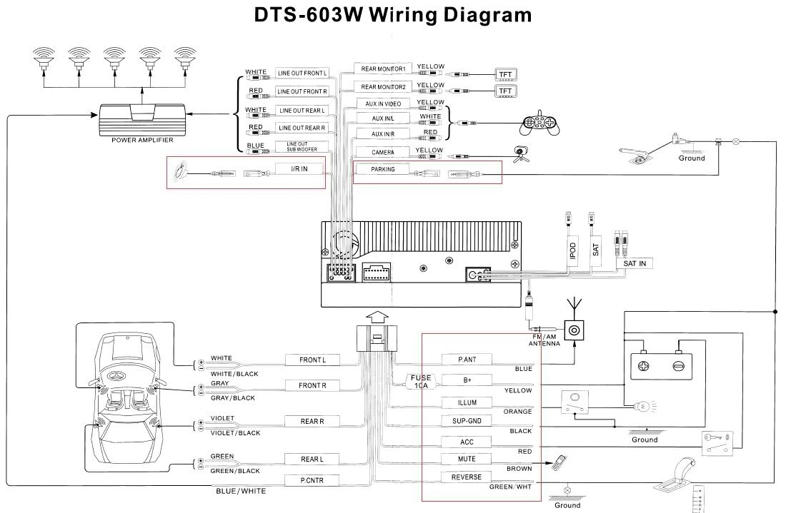 hight resolution of 2005 tacoma speaker wiring diagram