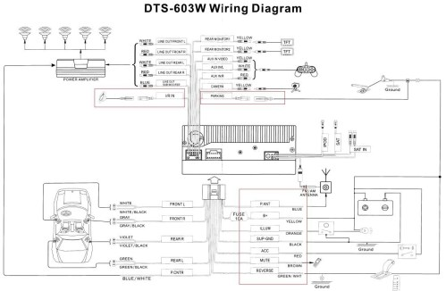 small resolution of 2005 tacoma speaker wiring diagram