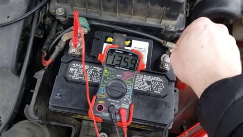 small resolution of ford focu alternator wiring diagram