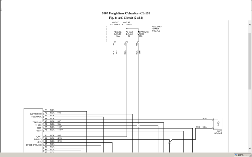 small resolution of wiring diagram for 2005 frieghtliner