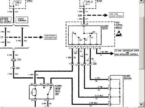 2005 Gmc Envoy Wiring Diagram Rear Fuse Box Has No Power