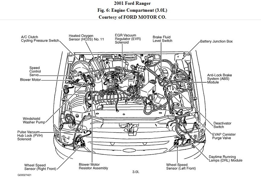 2006 Ford Ranger 3.0 Iac Wiring Diagram