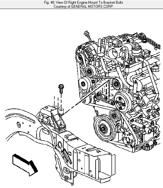 2006 Pontiac G6 Engine Diagram