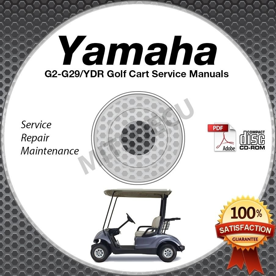 hight resolution of yamaha g22a wiring diagram