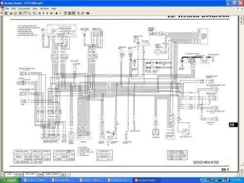 small resolution of 2007 honda vtx1300c wiring diagram honda vtx oil filter honda vtx wiring diagram
