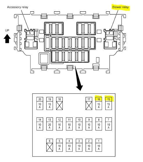 2008 Nissan Rogue Serpentine Belt Diagram