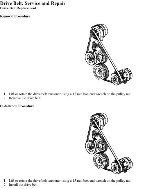 small resolution of t444e belt diagram