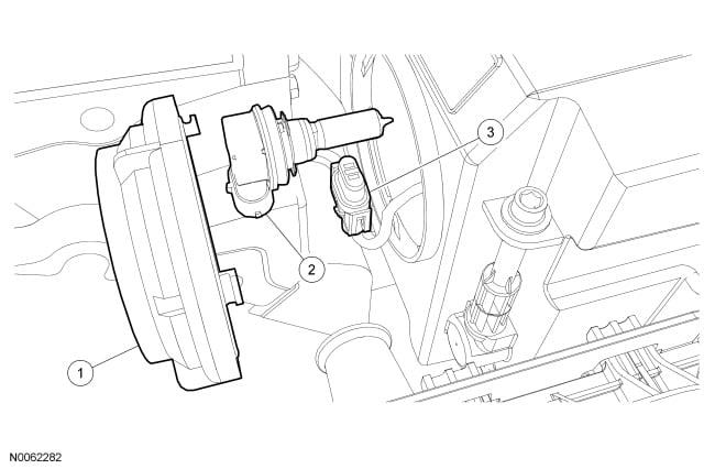 2009 Lincoln Mks O2 Sensor Wiring Diagram