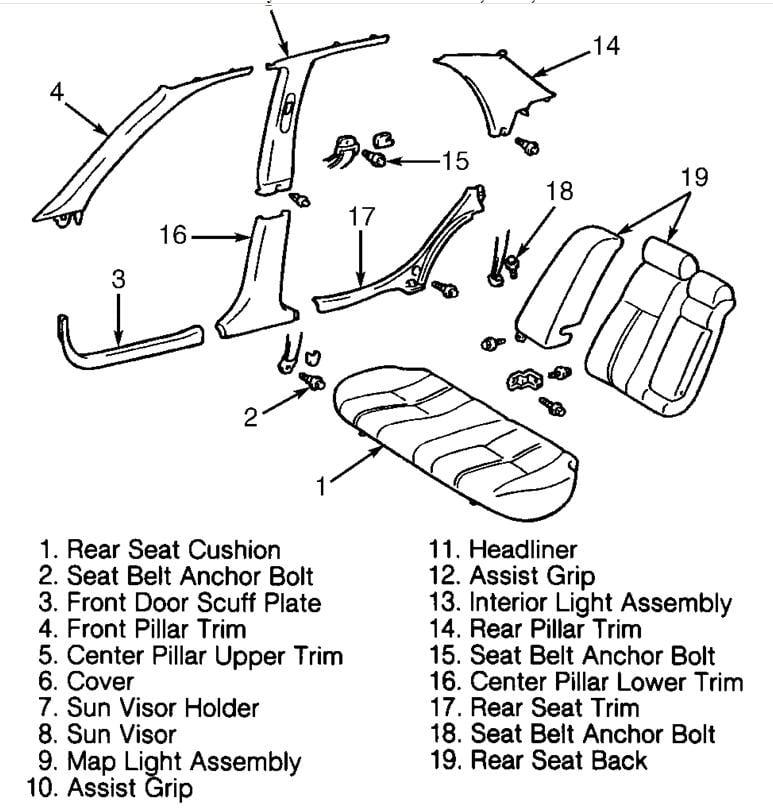 2009 Toyota Corolla Ce Ecm Wiring Diagram