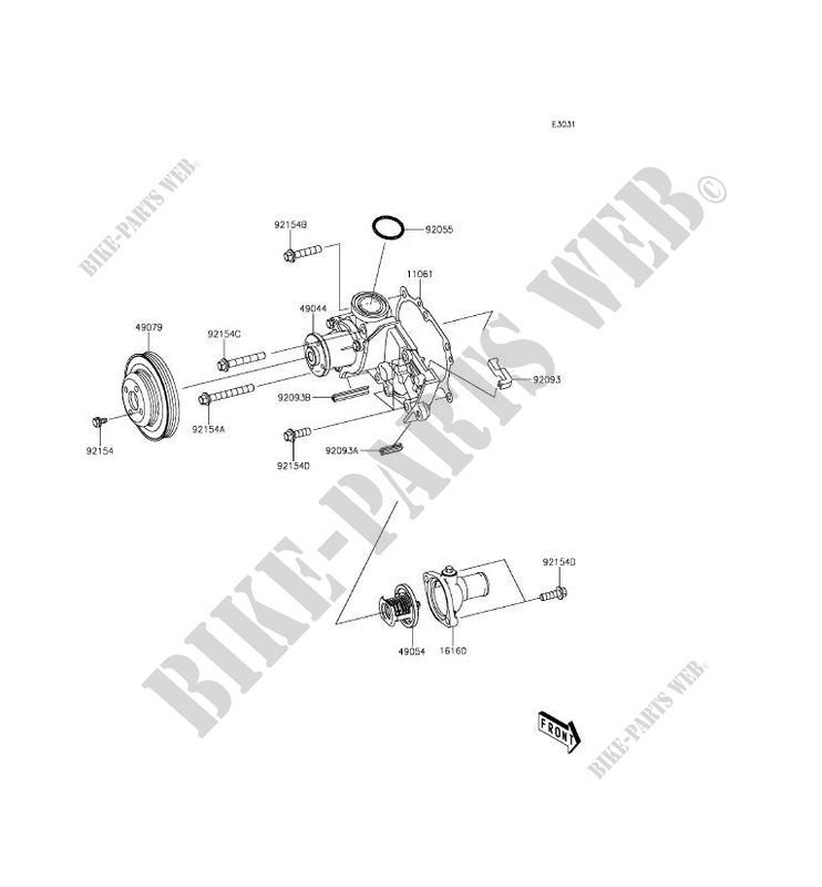 2015 Kawasaki Mule Pro Fxt Wiring Diagram
