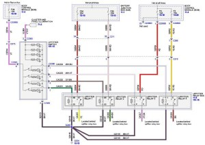 2016 F250 Upfitter Switches Wiring Diagram