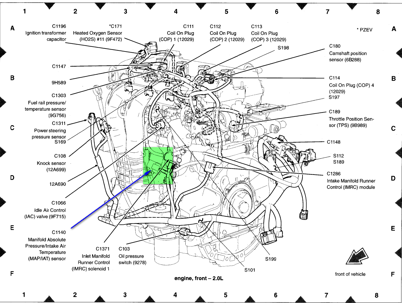 2016 Ford Focus Zx5 Heater Wiring Diagram