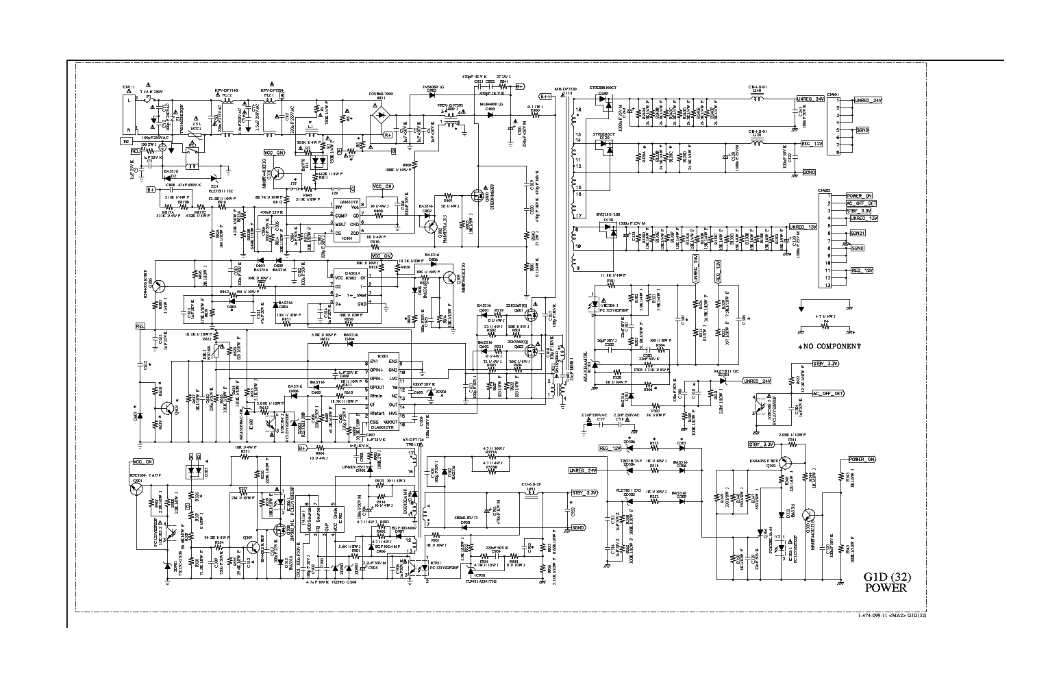 300w Power Supply Model Dps-300pb-3a Wiring Diagram