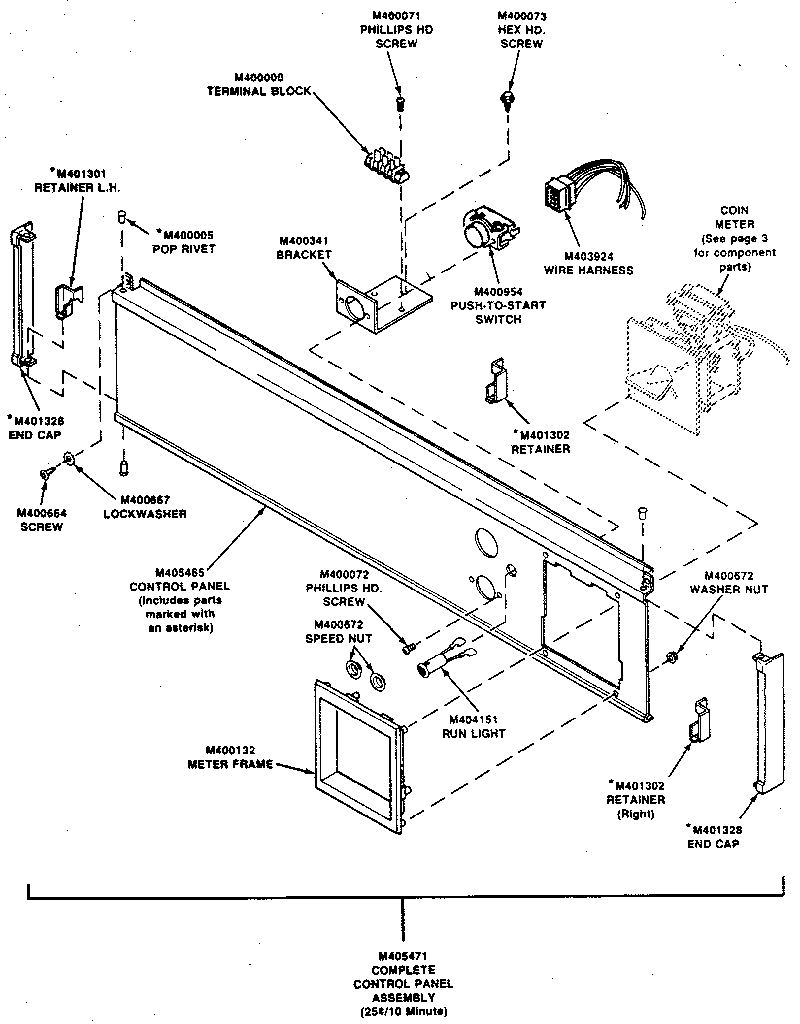 30xg Dryer Wiring Diagram