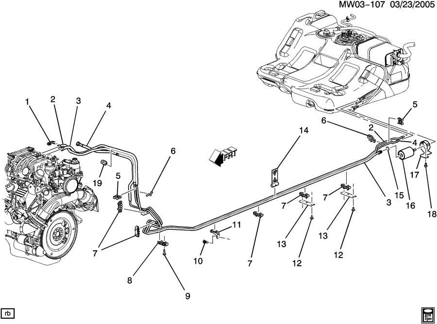3100 Sfi V6 Vacuum Diagram