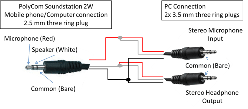 small resolution of audio cable wiring diagram