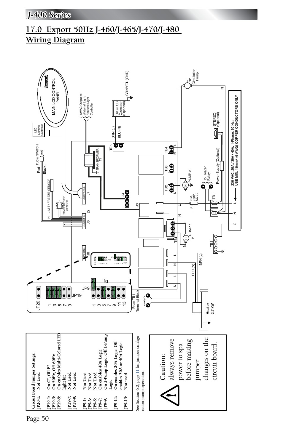 3hp Spa Pump Wiring Diagram