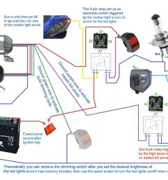 fog light relay switch wiring diagram [ 1024 x 768 Pixel ]