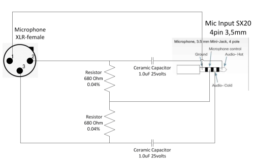 small resolution of headphone jack with mic wiring diagram