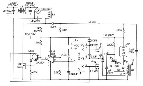 small resolution of hid ballast wire diagram