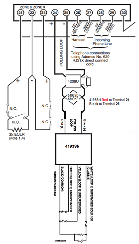 4193sn Wiring Diagram