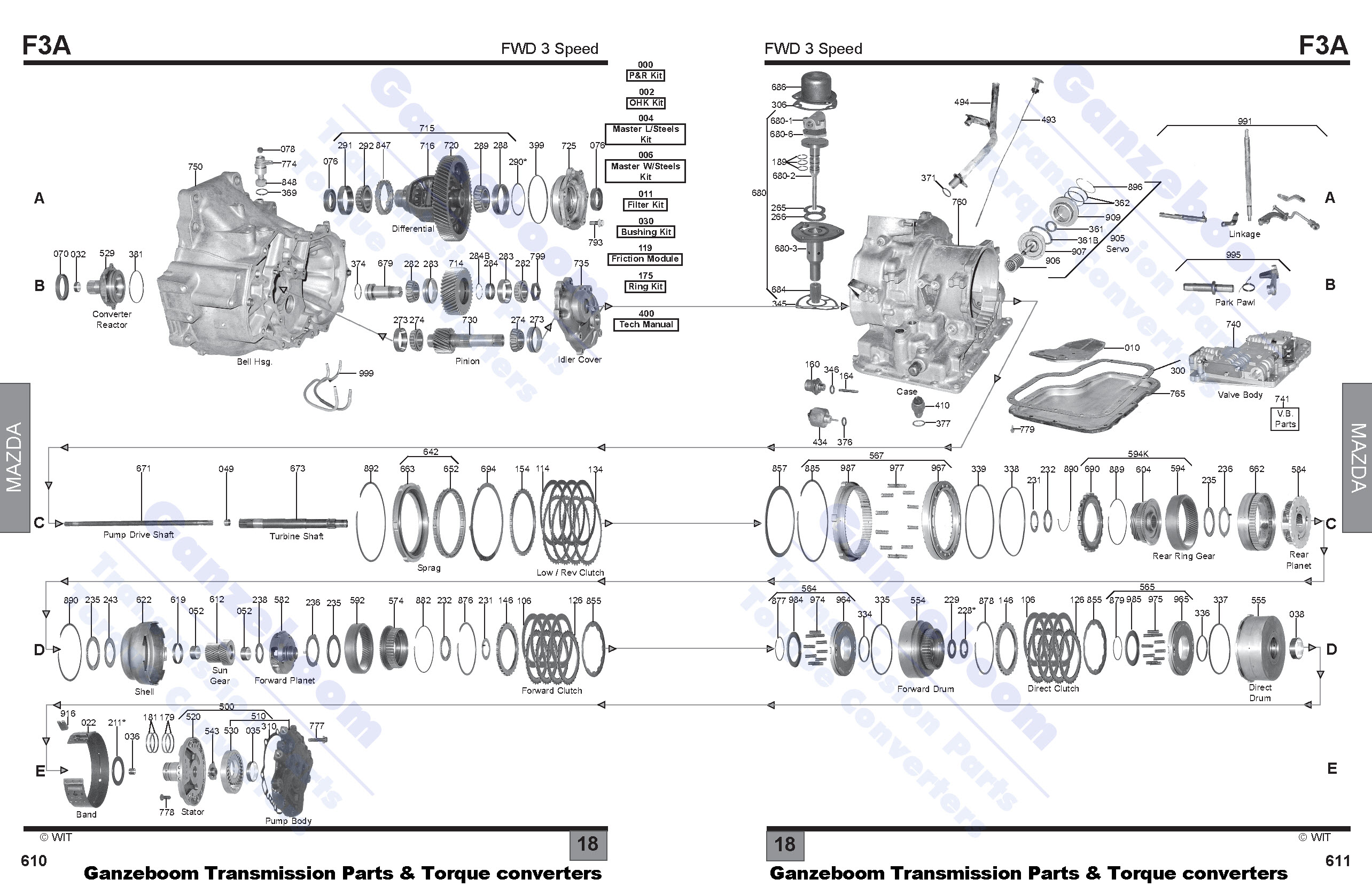 4f27e Transmission Diagram
