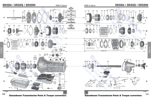 small resolution of 4r100 transmission diagram and description