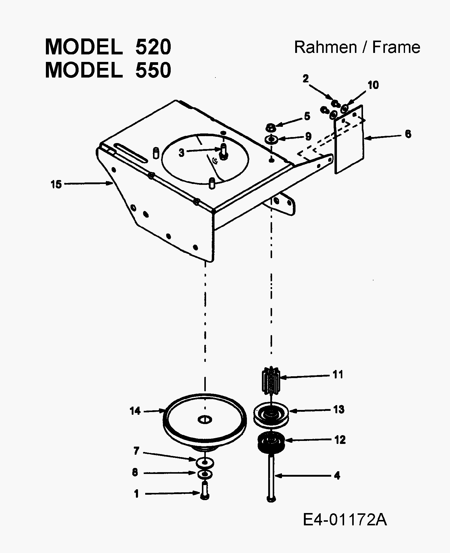 Ingersoll Mower Wiring Diagram