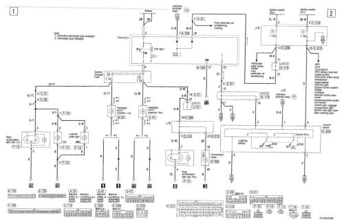 small resolution of wiring diagram for 2002 mitsubishi lancer wiring diagram mega 2002 mitsubishi lancer es engine diagram