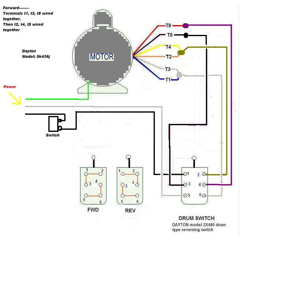 5k675 Dayton Wiring Diagram