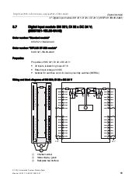 6es7332 5hf00 0ab0 Wiring Diagram