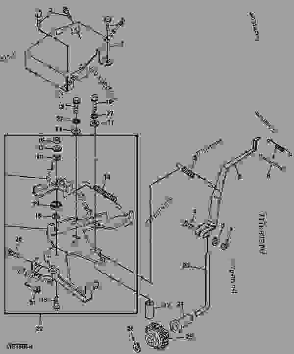 6x4 Gator Wiring Diagram