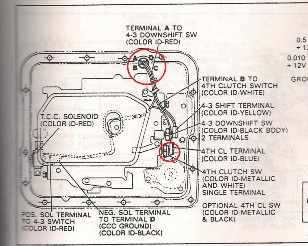 hight resolution of 700r4 lockup wiring diagram