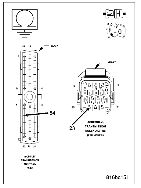 7.3l 42 Pin Connector Wiring Diagram