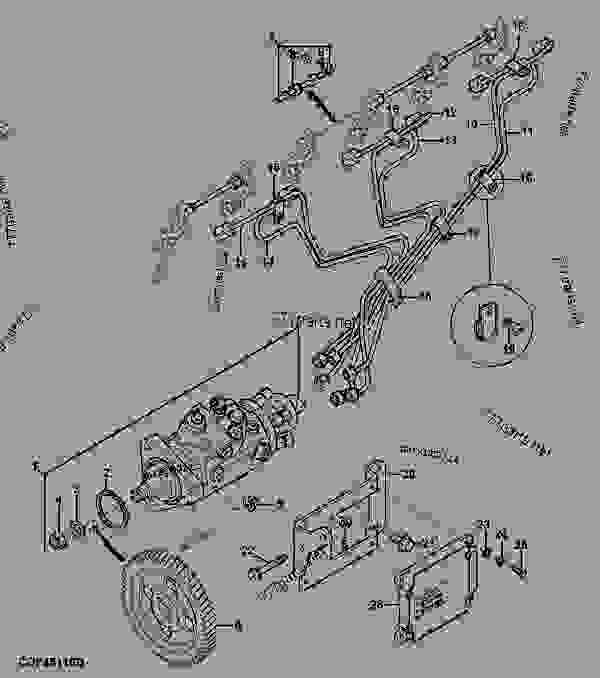 7.3l Idm Connector Wiring Diagram