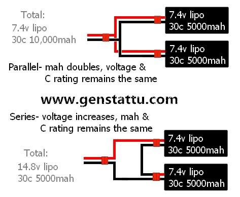 74 Lipo Battery Wiring Diagram