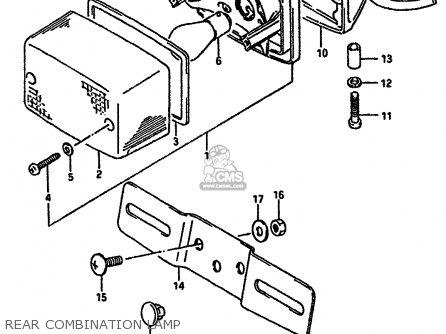 79 Suzuki Ts250 Wiring Diagram