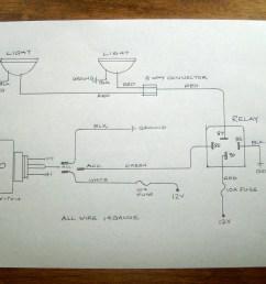 9 pin relay wiring diagram [ 1200 x 883 Pixel ]