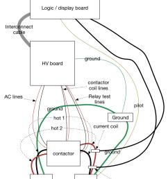 wiring diagram for underfloor heating contactor [ 1135 x 1489 Pixel ]