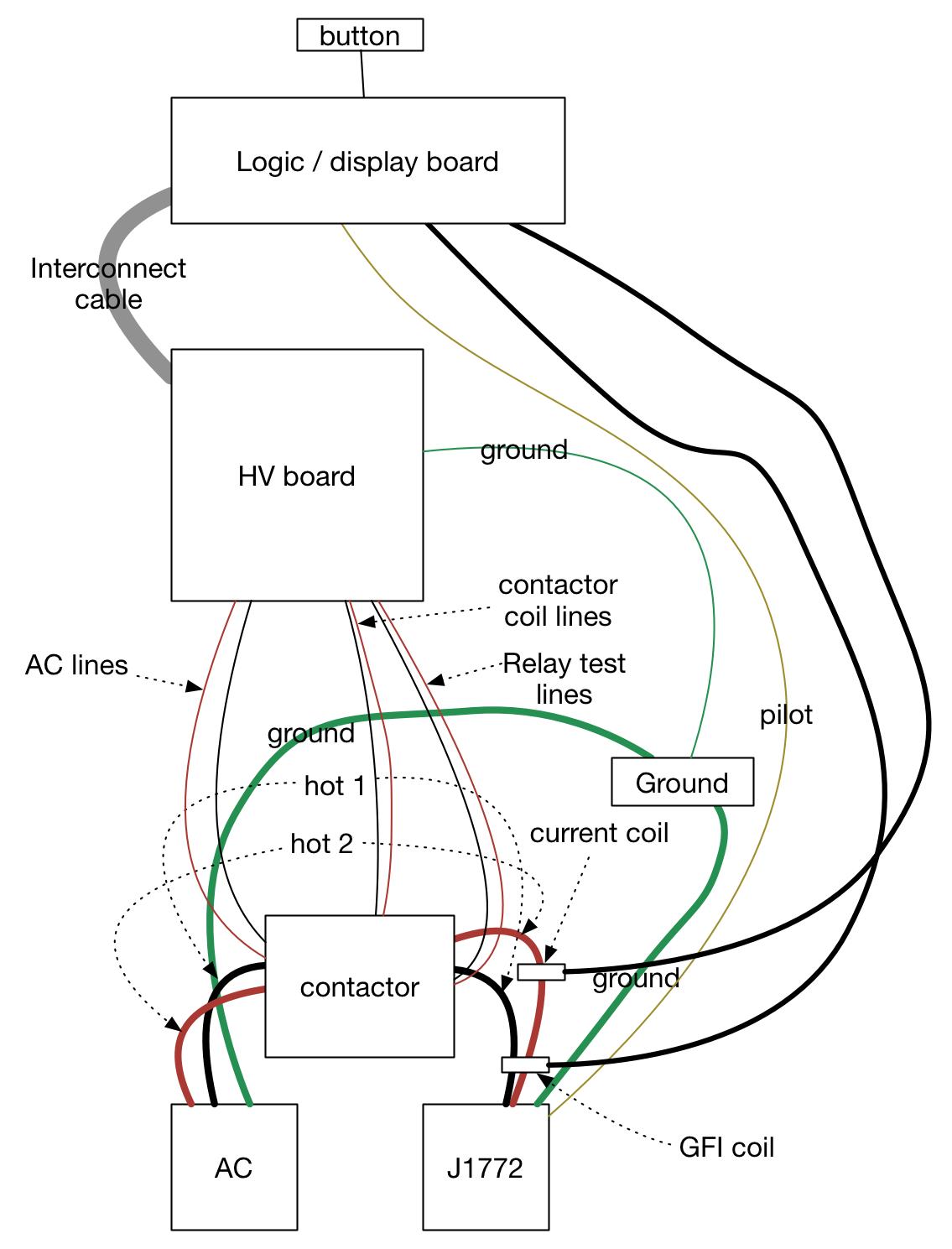 hight resolution of wiring diagram for underfloor heating contactor
