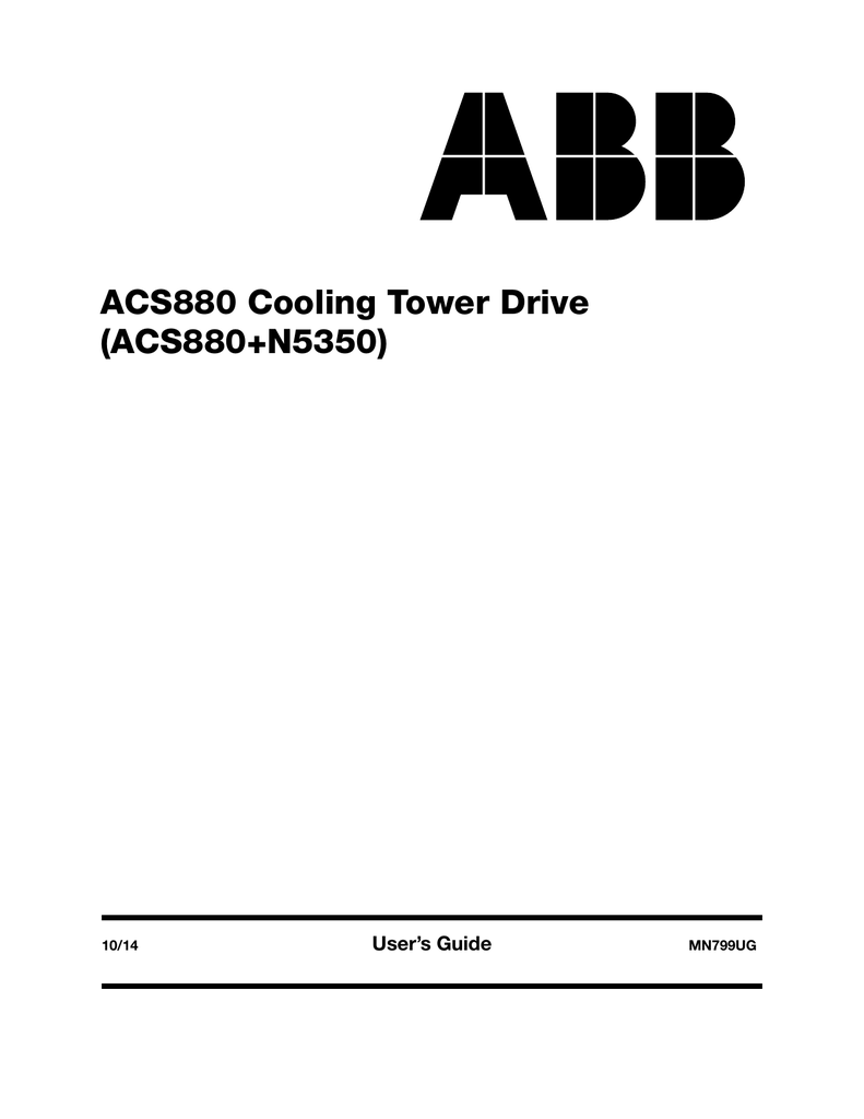 Acs880 Wiring Diagram