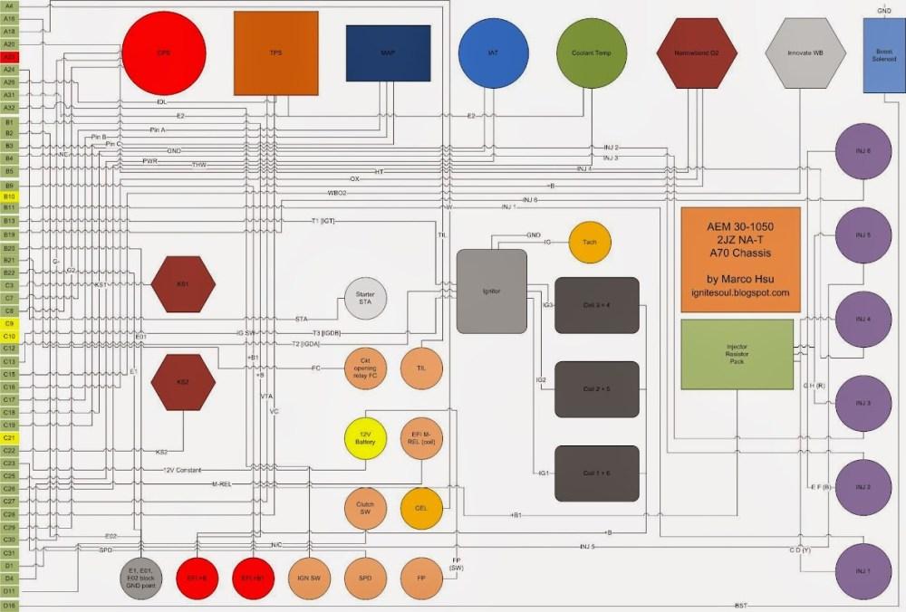 medium resolution of civic aem wideband wiring diagram