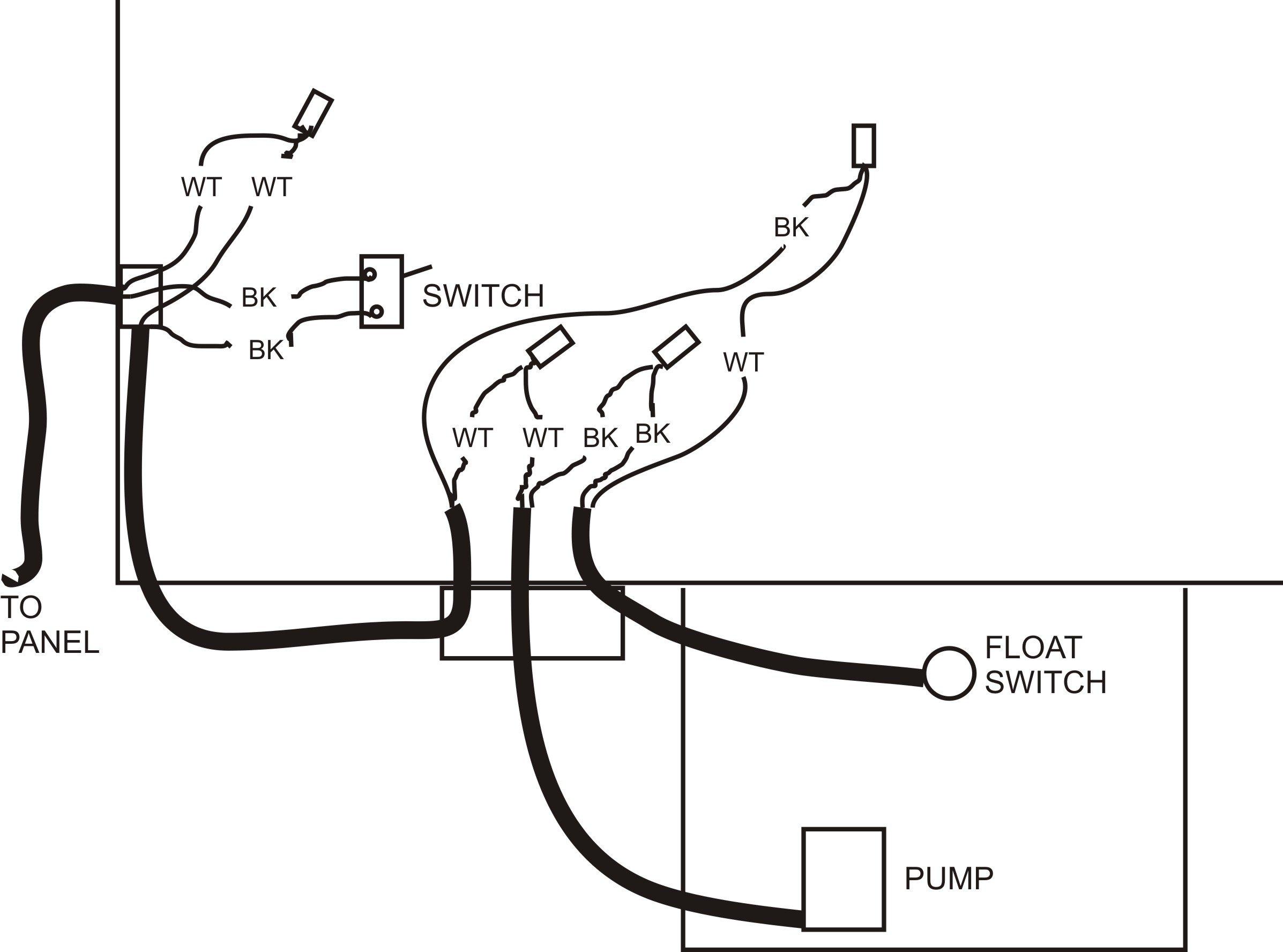 Aerobic Septic System Wiring Diagram