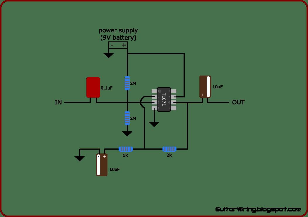 Agp-2 Preamp Wiring Diagram