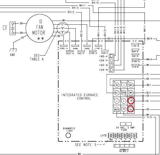 Air Handler Wiring Diagram Trane Model Number Twe040e13fb2