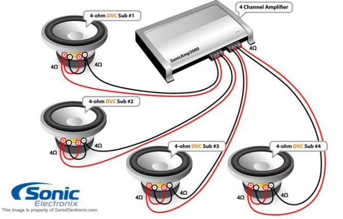 diagram kickerp r 4 ohm wiring diagram full version hd